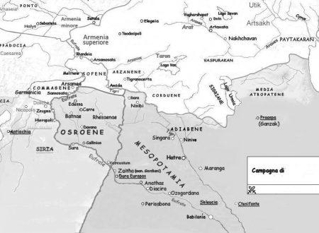 Romani, Bizantini, Parti e Persiani
