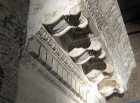 Il tempio della Concordia. Foro romano